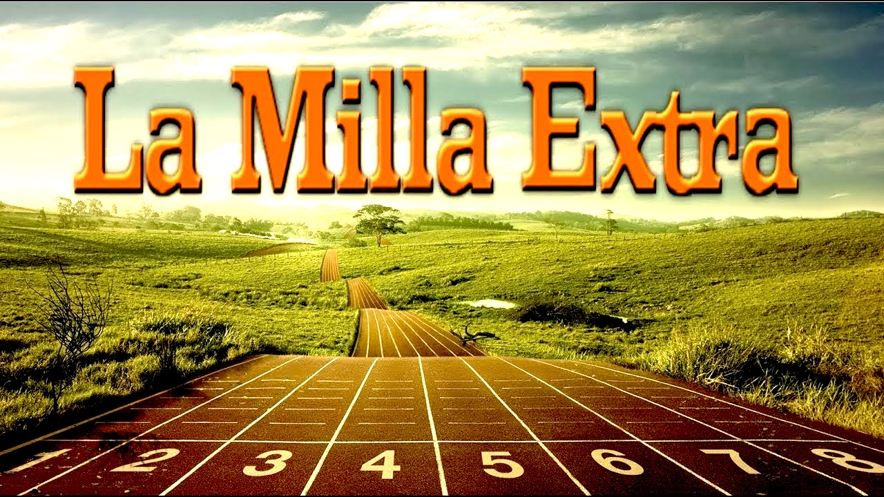 LA MILLA EXTRA... ¡METE GALLETA!