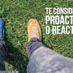 PROACTIVIDAD: LA LLAVE PARA TU ÉXITO PERSONAL Y PROFESIONAL