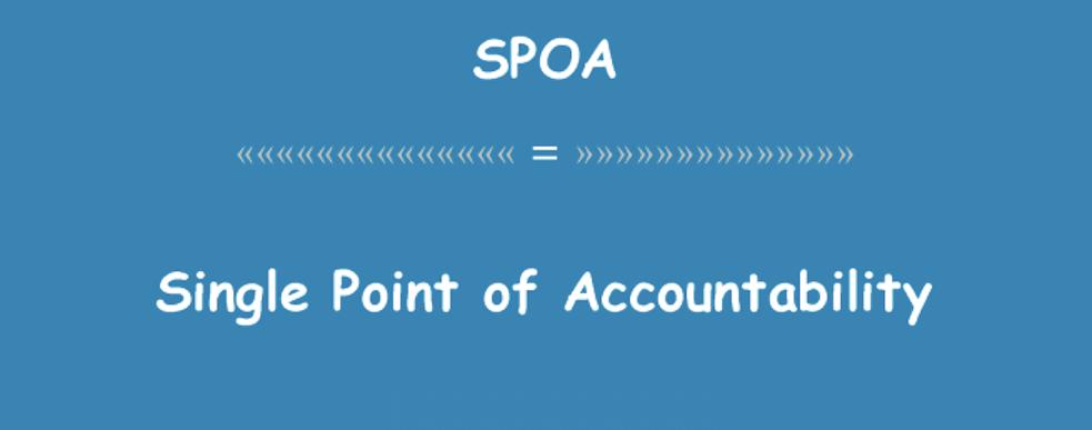ACCOUNTABILITY:  ENFOQUE S.P.O.A. PARA QUE LOS PROYECTOS COMPLEJOS SE COMPLETEN A TIEMPO Y BIEN